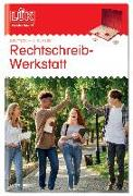 Cover-Bild zu LÜK. Rechtschreibwerkstatt 5. Klasse