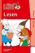 Cover-Bild zu LÜK Lesen 2. Klasse
