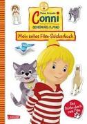 Cover-Bild zu Conni Gelbe Reihe: Meine Freundin Conni - Geheimnis um Kater Mau. Mein tolles Film-Stickerbuch von Sörensen, Hanna