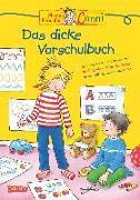 Cover-Bild zu Lernspaß - Das dicke Vorschulbuch von Sörensen, Hanna