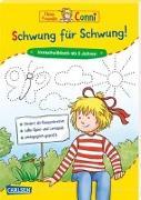 Cover-Bild zu Conni Gelbe Reihe: Schwung für Schwung. Vorübungen zum Schreiben von Sörensen, Hanna