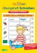 Cover-Bild zu Conni Gelbe Reihe: Übungsheft Schreiben von Sörensen, Hanna