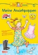 Cover-Bild zu Conni Gelbe Reihe: Meine Anziehpuppen von Sörensen, Hanna