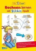 Cover-Bild zu Conni Gelbe Reihe: Rechnen lernen mit Sticker-Spaß von Sörensen, Hanna