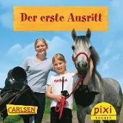 Cover-Bild zu Pixi - Der erste Ausritt (eBook) von Sörensen, Hanna