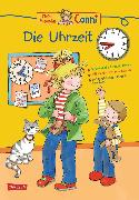 Cover-Bild zu Conni Gelbe Reihe: Die Uhrzeit (eBook) von Sörensen, Hanna