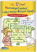 Cover-Bild zu Conni Gelbe Reihe: Herausgefunden! Labyrinthe-Rätsel-Spaß von Sörensen, Hanna