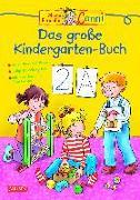 Cover-Bild zu Conni Gelbe Reihe: Conni - Das große Kindergarten-Buch von Sörensen, Hanna