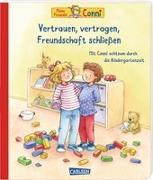 Cover-Bild zu Conni-Bilderbücher: Meine Freundin Conni: Vertrauen, vertragen, Freundschaft schließen von Schneider, Liane