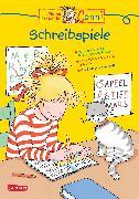 Cover-Bild zu Schreibspiele von Sörensen, Hanna