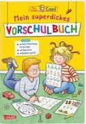 Cover-Bild zu Conni Gelbe Reihe: Mein superdickes Vorschulbuch von Sörensen, Hanna