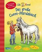 Cover-Bild zu Das große Conni-Pferdebuch von Boehme, Julia