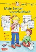 Cover-Bild zu Mein bunter Vorschulblock von Sörensen, Hanna (Text von)