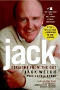 Cover-Bild zu Welch, Jack: Jack: Straight from the Gut
