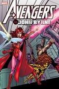 Cover-Bild zu Byrne, John: Avengers by John Byrne Omnibus