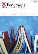 Cover-Bild zu Federwelt 101, 04-2013 (eBook) von Uschtrin, Sandra (Hrsg.)