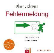 Cover-Bild zu Fehlermeldung (Audio Download) von Uschmann, Oliver