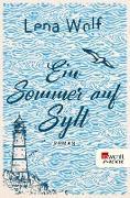 Cover-Bild zu Ein Sommer auf Sylt (eBook) von Wolf, Lena