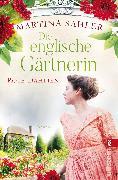 Cover-Bild zu Die englische Gärtnerin - Rote Dahlien (eBook) von Sahler, Martina
