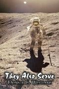 Cover-Bild zu Westlake, Donald E.: They Also Serve by Donald E. Westlake, Science Fiction, Adventure, Space Opera