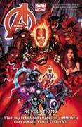 Cover-Bild zu Remender, Rick: Avengers: Revelations