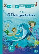 Cover-Bild zu Erst ich ein Stück, dann du - 3 Delfingeschichten von THiLO
