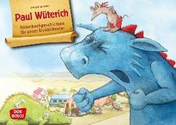 Cover-Bild zu Paul Wüterich. Kamishibai Bildkartenset von Bohnstedt, Antje