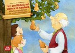 Cover-Bild zu Herr von Ribbeck auf Ribbeck im Havelland. Kamishibai Bildkartenset von Fontane, Theodor