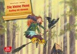 Cover-Bild zu Die kleine Hexe: Ausflug mit Abraxas. Kamishibai Bildkartenset von Preußler, Otfried
