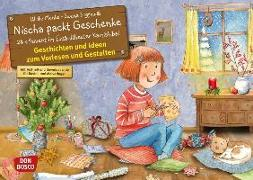 Cover-Bild zu Nischa packt Geschenke. Adventskalender von Menke, Ulrike