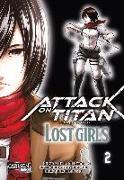 Cover-Bild zu Fuji, Ryosuke: Attack on Titan - Lost Girls 2