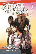 Cover-Bild zu Isayama, Hajime: Attack on Titan Choose Your Path Adventure