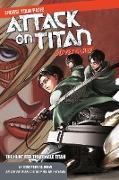 Cover-Bild zu Isayama, Hajime: Attack on Titan Choose Your Path Adventure 2