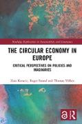 Cover-Bild zu The Circular Economy in Europe (eBook) von Kovacic, Zora