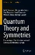 Cover-Bild zu Quantum Theory and Symmetries (eBook) von Winternitz, Pavel (Hrsg.)
