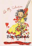 Cover-Bild zu Bloodshed At the Buzza Greeting Card Company (eBook) von Steenson, Zora M