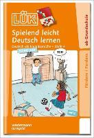 Cover-Bild zu LÜK. Deutsch als Fremdsprache 4