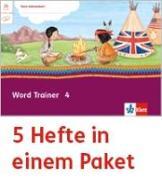 Cover-Bild zu Mein Indianerheft. Word Trainer. Arbeitsheft Klasse 4 (5-er Paket)