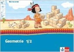 Cover-Bild zu Mein Anoki-Übungsheft. Raum und Form. Geometrie. Arbeitsheft 1. und 2. Schuljahr