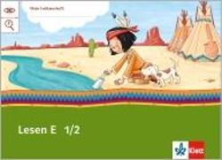 Cover-Bild zu Mein Indianerheft Lesen E 1/2. Arbeitsheft Klasse 1/2