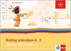 Cover-Bild zu Mein Anoki-Übungsheft. Fördern und Inklusion. Richtig schreiben A. Arbeitsheft 2. Schuljahr