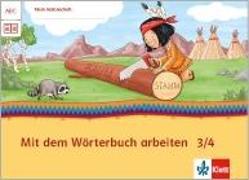 Cover-Bild zu Mein Indianerheft. Mit dem Wörterbuch arbeiten. 3.-4. Schuljahr. Arbeitsheft