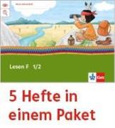 Cover-Bild zu Mein Anoki-Übungsheft. Lesen F. Arbeitsheft Klasse 1/2 (5-er Paket)