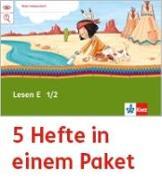 Cover-Bild zu Mein Anoki-Übungsheft. Lesen E. Arbeitsheft Klasse 1/2 (5-er Paket)