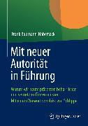 Cover-Bild zu Mit neuer Autorität in Führung (eBook) von Baumann-Habersack, Frank