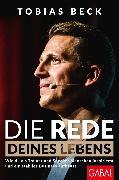 Cover-Bild zu Die Rede deines Lebens (eBook) von Beck, Tobias