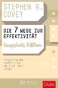 Cover-Bild zu Die 7 Wege zur Effektivität Snapshots Edition (eBook) von Covey, Stephen R.