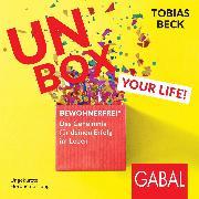 Cover-Bild zu Unbox your Life! (Audio Download) von Beck, Tobias