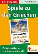 Cover-Bild zu Spiele zu den Griechen (eBook) von Botschen, Peter