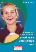 Cover-Bild zu Scriptor Praxis, Lernwirksam unterrichten, Im Schulalltag von der Lernforschung profitieren, Buch von Felten, Michael